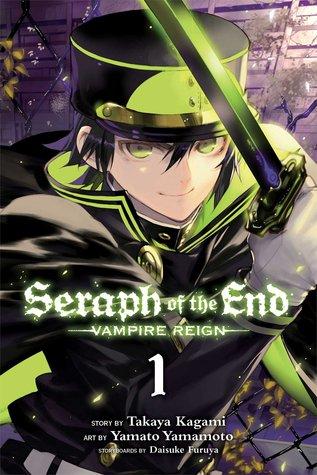 Seraph of the End, Volumen 01