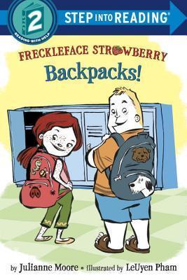 Freckleface Fresa: ¡Mochilas!