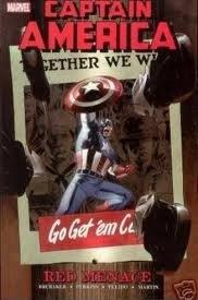Capitán América: Red Menace, Volumen 1