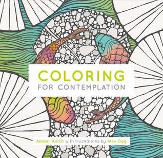 Coloring For Contemplation: Edición de bolsillo