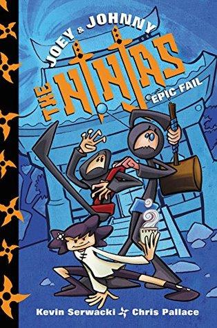 Joey y Johnny, los Ninjas: Epic Fail