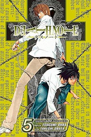 Death Note, vol. 5: Blanco