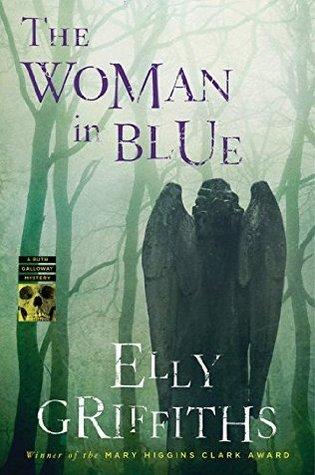 La mujer en azul