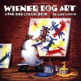 Arte del perro de la salchicha de Frankfurt: Una colección lateral lejana