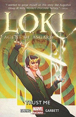 Loki: Agente de Asgard, Vol. 1: Confía en mí