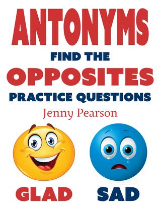 Antónimos: Encuentre las preguntas de práctica opuestas