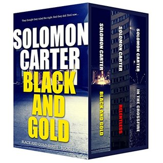 Negro y Oro Vigilante Justicia Acción y Aventura Crime Thriller series libros 1-3 (Negro y Gold Boxed Sets)