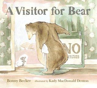 Un visitante de Bear