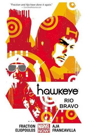 Hawkeye, Volumen 4: Rio Bravo