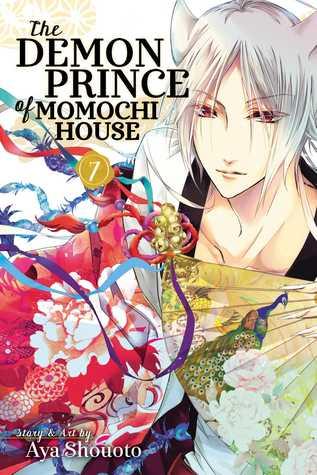 El Príncipe Demonio de la Casa Momochi, Vol. 7