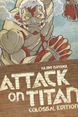 Ataque en Titán: Vol Edición colosal. 3