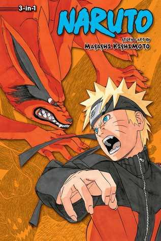 Naruto (Edición 3 en 1), vol. 17