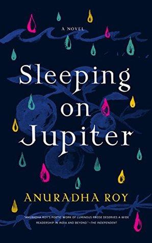 Dormir en Júpiter: una novela