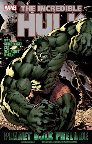 El increíble Hulk: Prelude To Planet Hulk