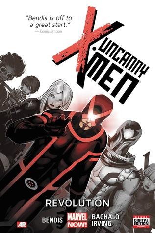 Uncanny X-Men, Volumen 1: Revolución