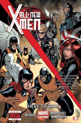 Todos los nuevos X-Men, Volume 2: Here to Stay