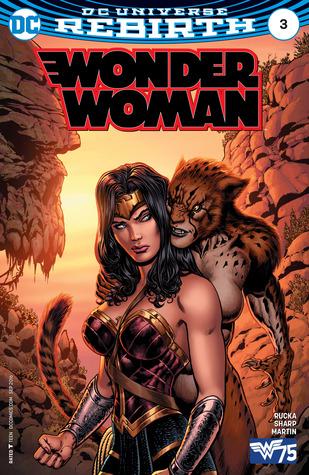 Mujer Maravilla # 3