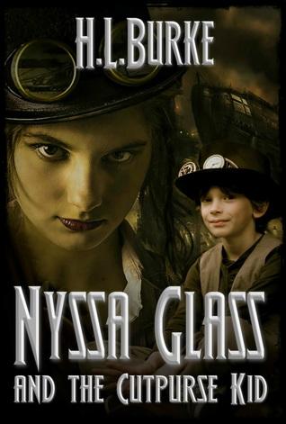 Nyssa Glass y el niño de Cutpurse