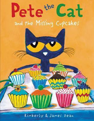 Pete el gato y los cupcakes que falta