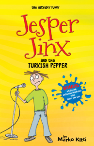 Jesper Jinx y el pimiento turco