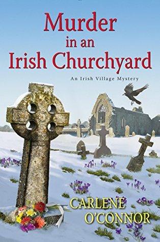 Asesinato en un cementerio irlandés