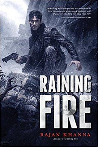 Lloviendo fuego