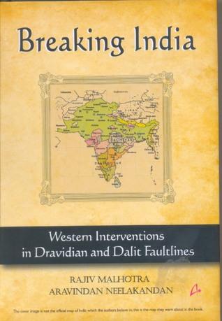 Breaking India: Intervenciones occidentales en dravidianos y Dalit Faultlines