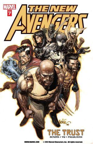 Los Nuevos Vengadores, Volumen 7: La Confianza