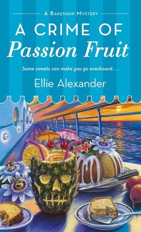 Un delito de la fruta de la pasión
