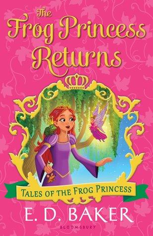 La princesa de la rana vuelve