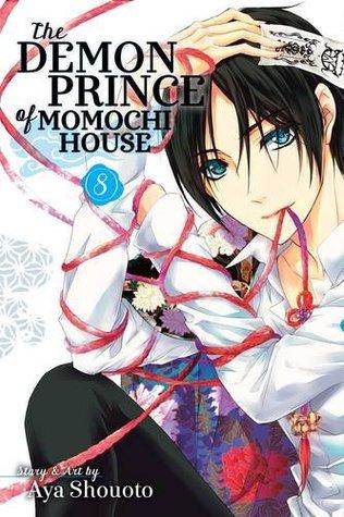 El Príncipe Demonio de la Casa Momochi, Vol. 8