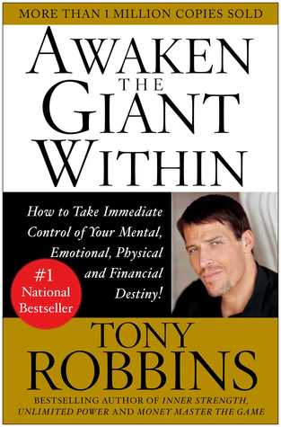 Despertar al gigante interior: Cómo tomar el control inmediato de su destino mental, emocional, físico y financiero!