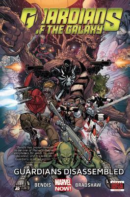 Guardianes de la Galaxia, Volumen 3: Guardianes desarmados