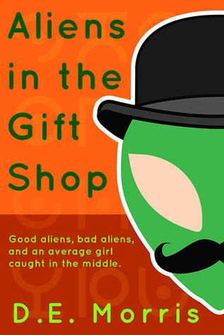 Aliens en la tienda de regalos