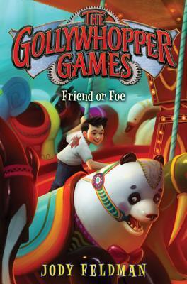 Los juegos Gollywhopper: Amigo o enemigo