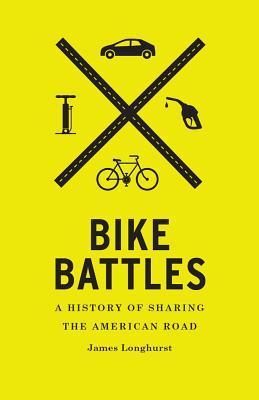 Las batallas de la bici: Una historia de compartir el camino americano