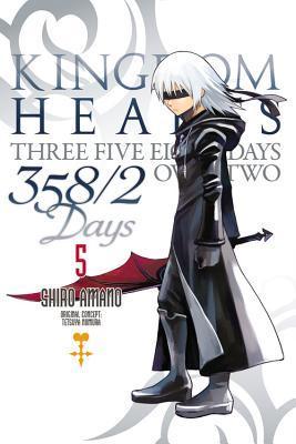 Kingdom Hearts 358/2 Days, vol. 5
