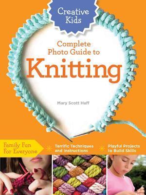Creative Kids Guía completa de la foto a hacer punto