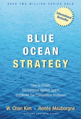 Blue Ocean Strategy: Cómo crear un espacio de mercado incontestable y hacer irrelevante la competencia