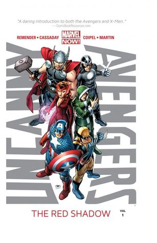 Uncanny Avengers, Volumen 1: La sombra roja