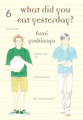 ¿Qué comiste ayer ?, Volumen 6