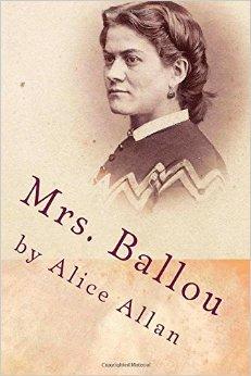 Sra. Ballou: Una novela inspirada por personas reales y eventos