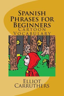 Spanish Phrases for Beginners: Vocabulario de dibujos animados