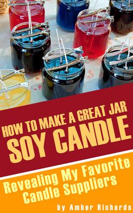 Cómo hacer una gran vela de jarabe de soja: Revelando mis proveedores favoritos de velas