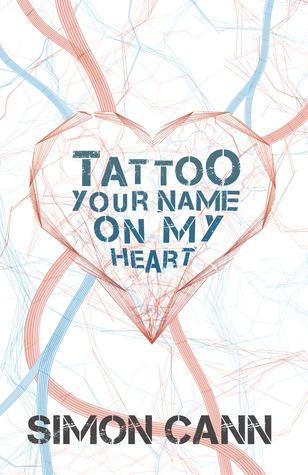Tatúe su nombre en mi corazón