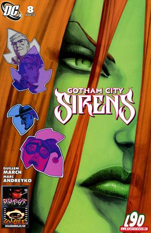 Sirenas de la ciudad de Gotham