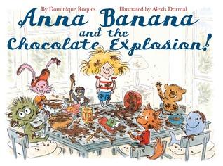 Anna Banana y la Explosión de Chocolate