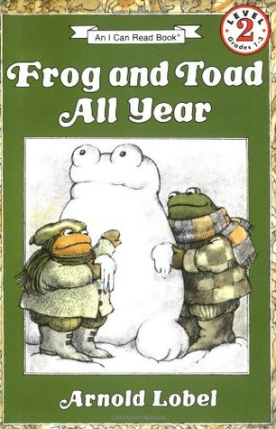 Rana y sapo todo el año
