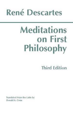 Meditaciones sobre la filosofía primera
