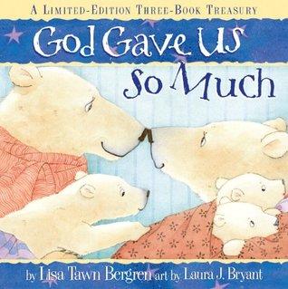Dios nos dio tanto: una edición limitada de tres libros del Tesoro